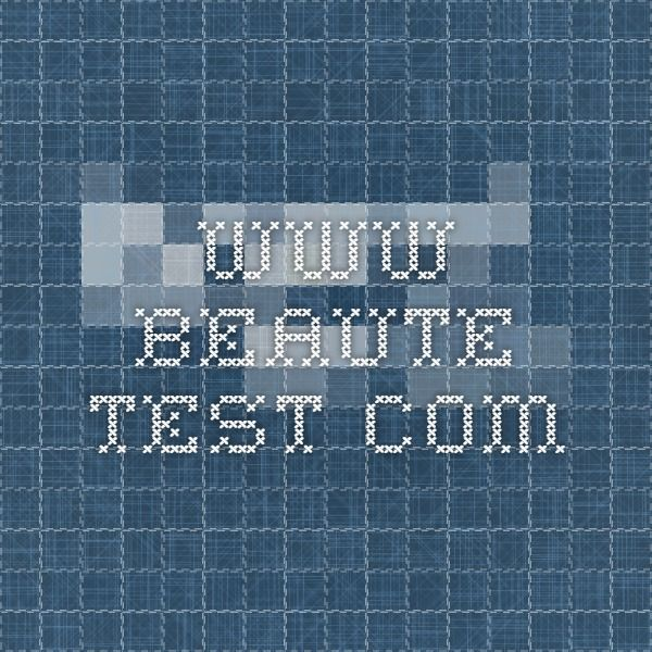 www.beaute-test.com
