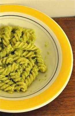Zucchini Pesto sauce for pasta - simple