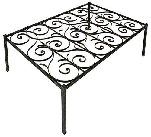 I REALLY Want A Rot Iron Coffee Table For The Porch, And A Couple Of Small  Side Tables As Well!