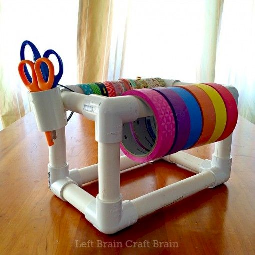 ingeniosas ideas para hacer con tubos de pvc