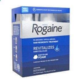 Notre produit phare, le Minoxidil de Rogaine, traitement de 4 mois. En vente sur Formesante a 69,49 € www.formesante.co...