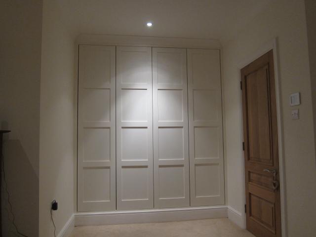 fitted wardrobes twickenham