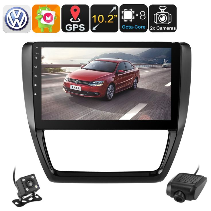 Consumer Electronics>Other Consumer Electronics 1 DIN Car Stereo - For Volkswagen Jetta, Car DVR, Parking Camera, 10.2 Inch Display, WiFi, 3G, CAN BUS, Octa-Core CPU, GPS Manufacturer Specifications G