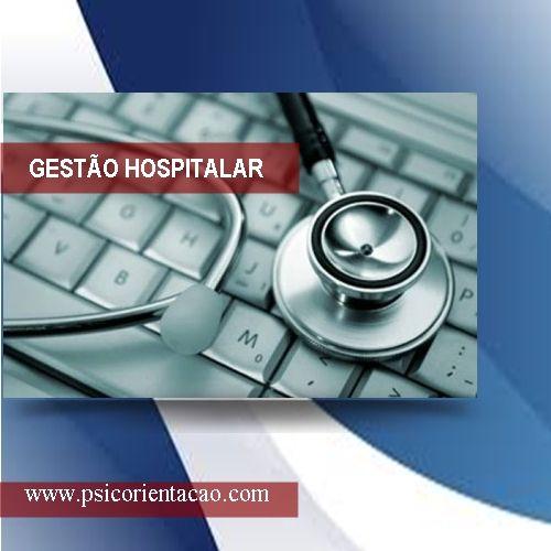 GESTÃO HOSPITALAR - Gestão, planejamento, organização das instituições.       Atuação: Hospitais, clínicas, spas, casas de repouso, laboratórios