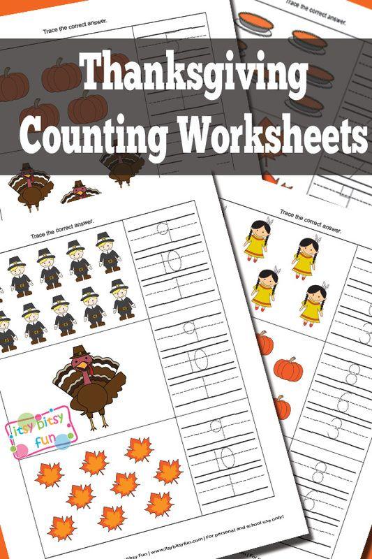 66 Free Thanksgiving Worksheets Busy - mandegar.info