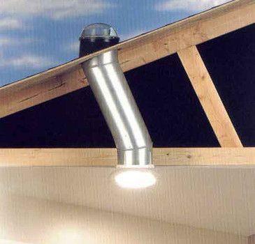 Tubular Daylighting Device by Solatube