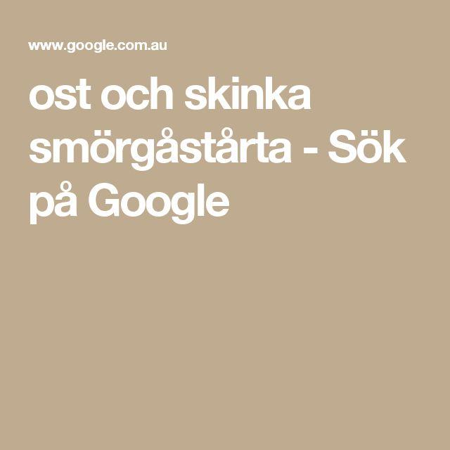 ost och skinka smörgåstårta - Sök på Google