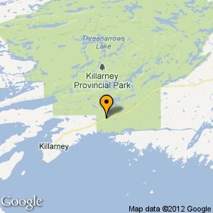 Killarney Provincial Park- site reviews