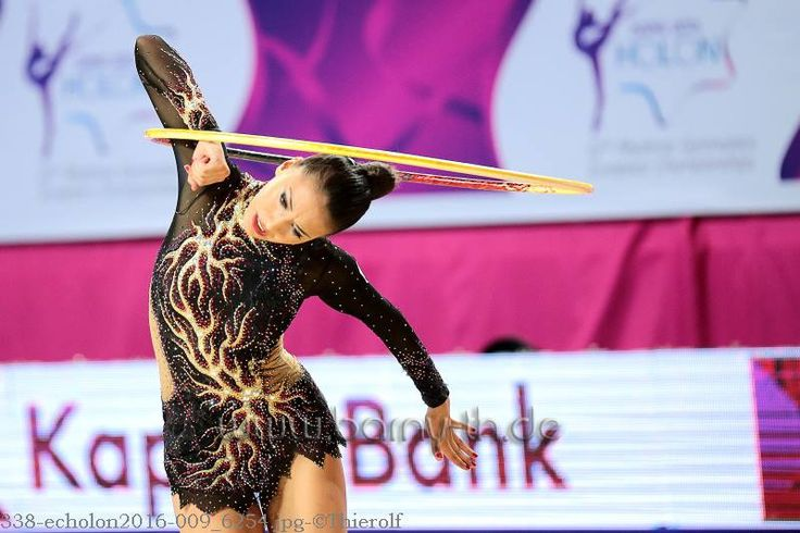 Natalia Garcia (Spain), European Championships (Holon) 2016