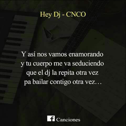 Hey DJ-CNCO
