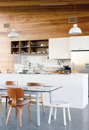 Luxury Klein Kitchen island Bar