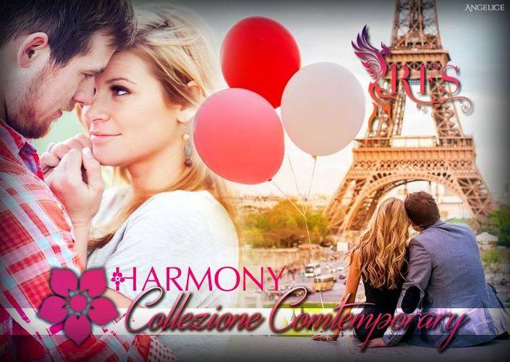 Harmony+Romance:+le+uscite+di+aprile+della+serie+Collezione