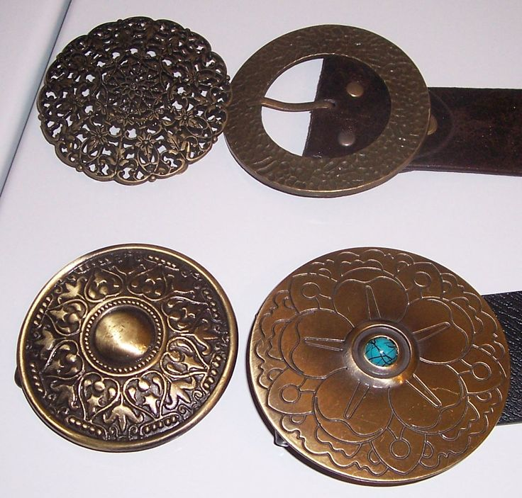 great page for resources on medallions