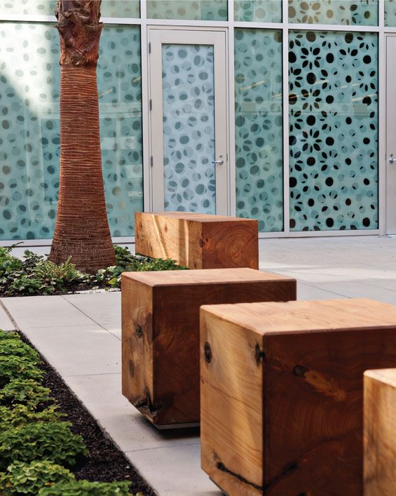 Drs. Julian and Raye Richardson Apartments | San Francisco USA | Andrea Cochran Landscape Architecture