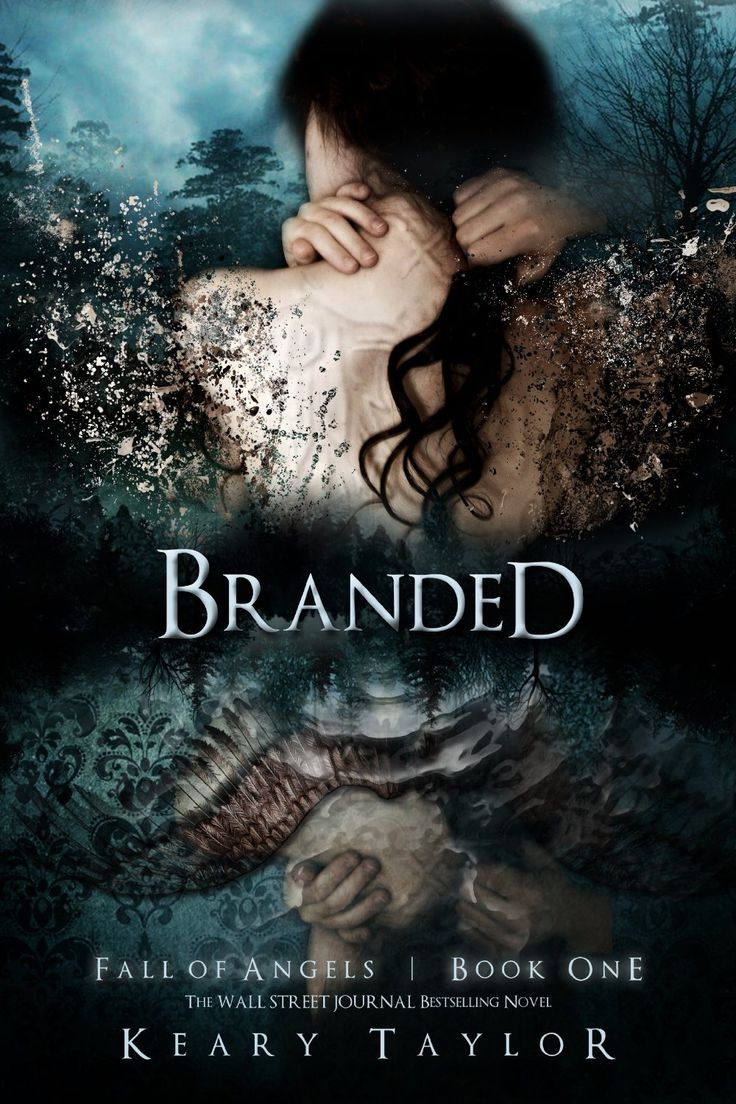 Branded (fall Of Angels Book 1)  Kindle Edition By Keary Taylor Romance