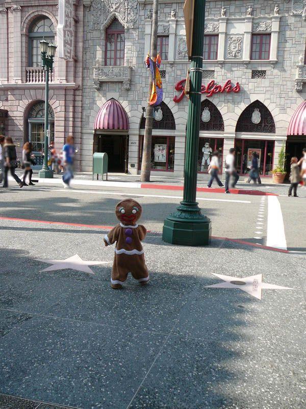 2008年USJユニバーサルワンダーハロウィン*クッキーマン : 仮装deUSJ