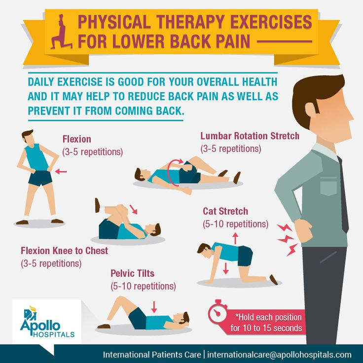 rehabilitation guidelines for lower back injury