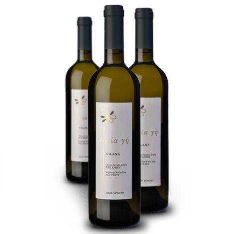 IDAIA GH VILANA White Idaia Winery