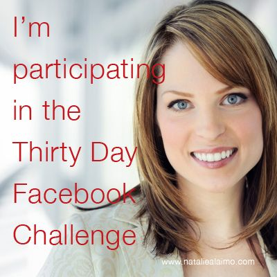 30 Day Facebook Challenge Pack