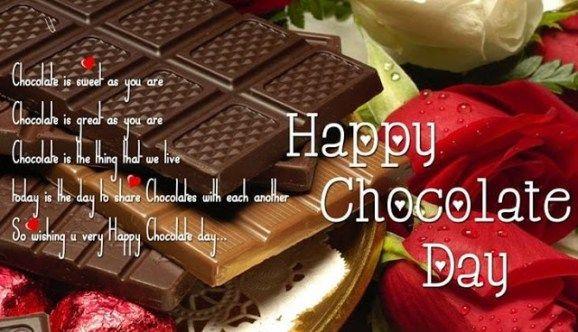 happy chocolate day shayari in hindi for boyfriend images