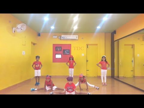 Tell Me Ma (Sham Rock) - Kids Dance Choreography | Beginners Choreography ~ TDC - YouTube