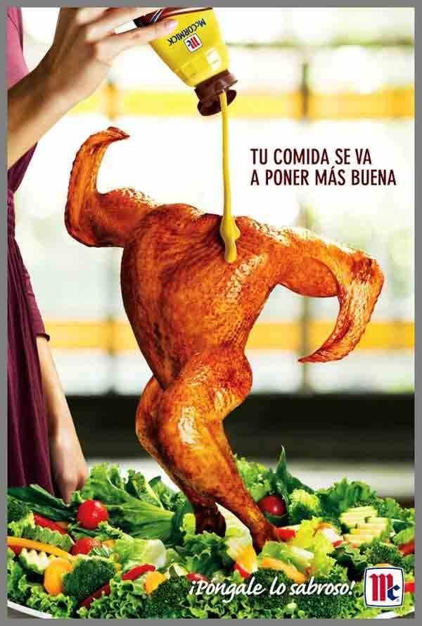 Funny Food Commercials