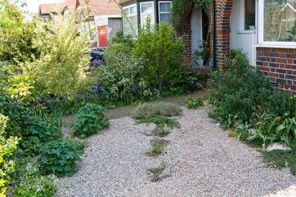 Front gardens: design inspiration/RHS Gardening