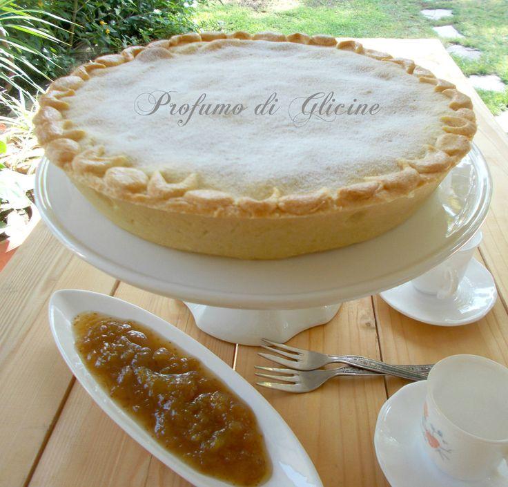Crostata sfogliatella frolla napoletana - ricetta dolce