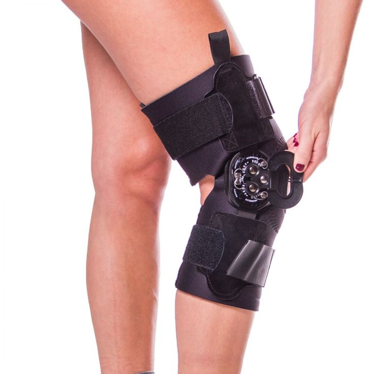 25 Best Ideas About Knee Brace On Pinterest Splits