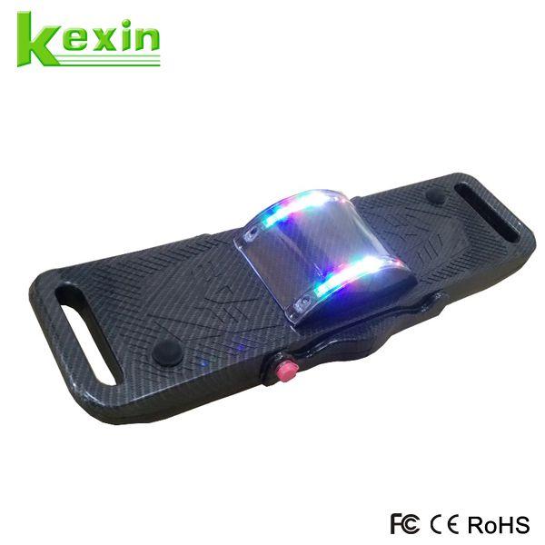 Pin by Hester on One wheel E Skateboard with LED Light 36V 2200mah ...