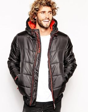 Superdry Polar Puffer Jacket