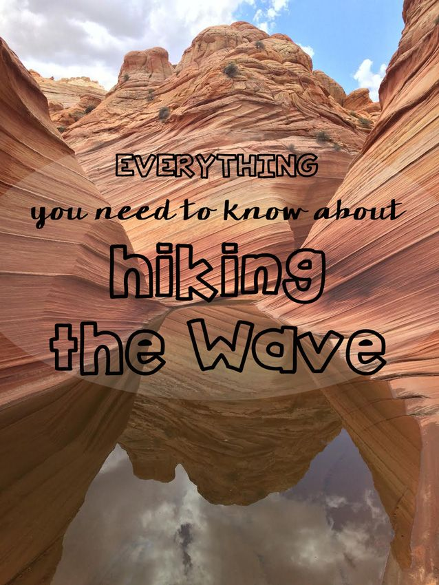 Learn about the trail, permits, and gear in this detailed guide to hiking the Wave in Arizona in the Vermilion Cliffs National Monument.