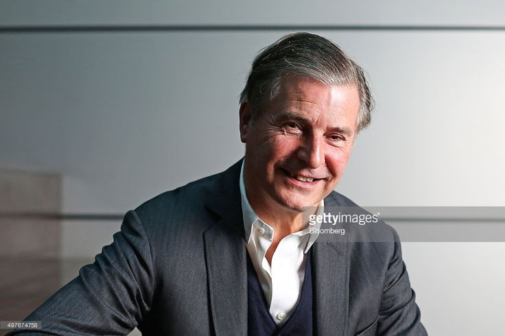 Jeremy Hackett, co-founder of Hackett Ltd., poses for a photograph in London, U.K., on Wednesday, Nov. 18, 2015. The wide availability of big luxury brands across Europe acts as a safety net for tourists and luxury goods makers to transfer purchases between cities if some areas are temporarily avoided due to conflict. Photographer: Chris Ratcliffe/Bloomberg via Getty Images