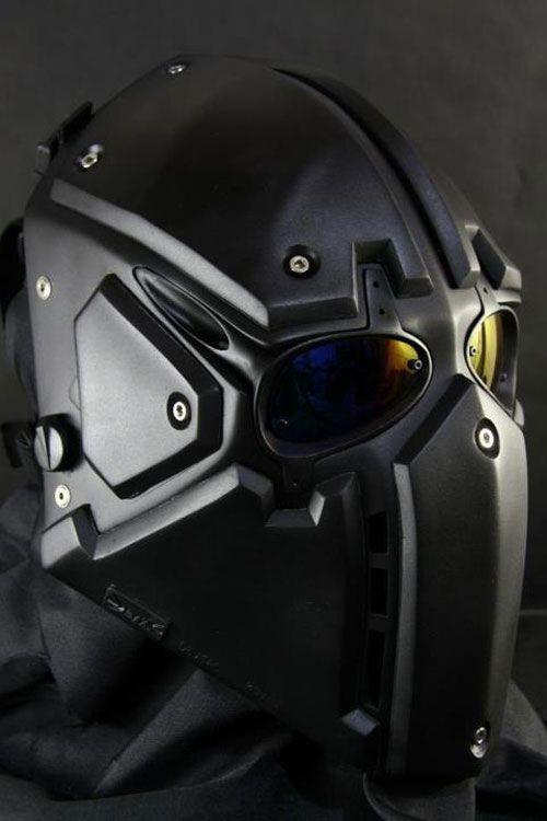 devtac ronin mask on pre order masks pinterest masks and airsoft. Black Bedroom Furniture Sets. Home Design Ideas