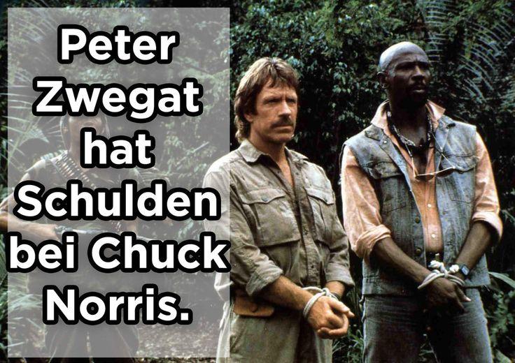 Beste Chuck Norris Sprüche