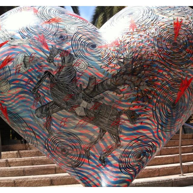 Hearts of San Francisco