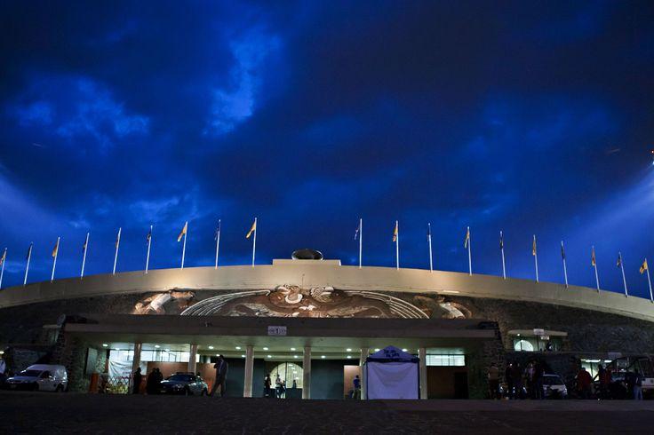 ¡CU, casa de los Pumas de la UNAM!