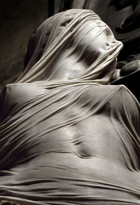 """Veiled truth"" is one of the masterpieces of Venetian sculptor Antonio Corradini…"