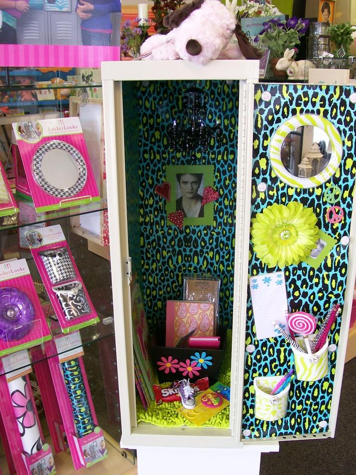 Pin By Donna Cash On Locker Ideas Pinterest