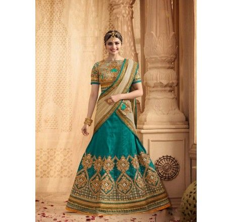 bridal lehenga choli from muhenera