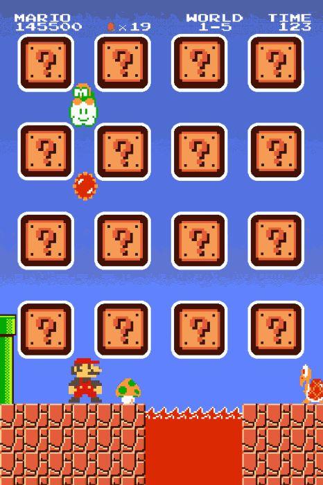 Super Mario Bros 3 Iphone Wallpaper