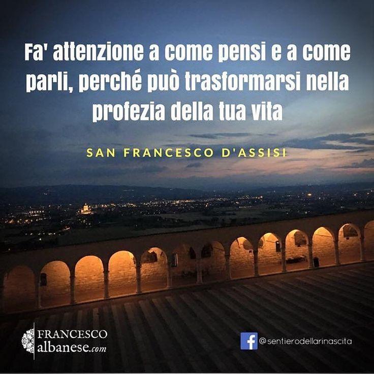#infinitemandala #crescitapersonale #karma #sanfrancescodassisi