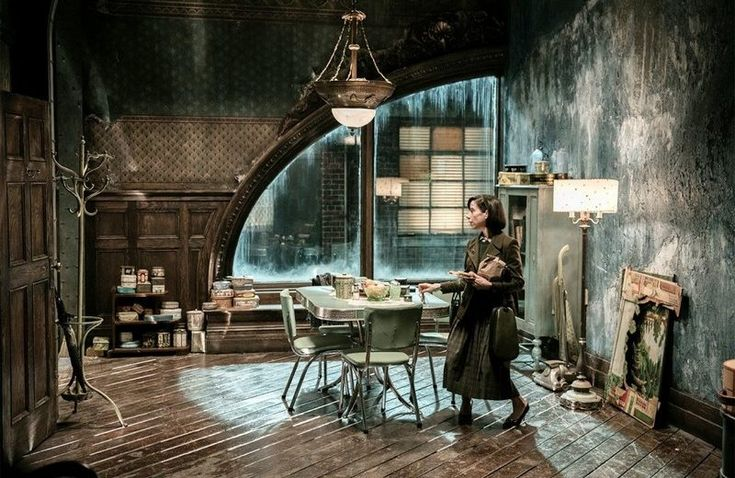 The Oscar Race 2018 – The Five Nominees For Best Production Design #Oscars #OscarRace #Hollywood #Design #ProductionDesign http://www.bestinteriordesigners.eu/the-oscar-race-2018-the-five-nominees-for-best-production-design/