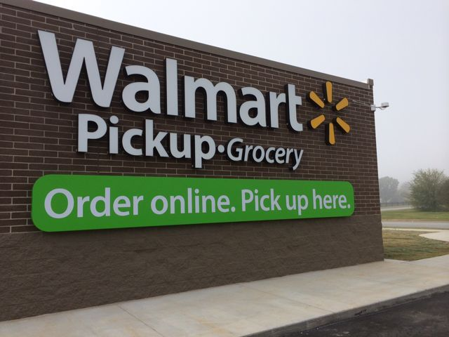 Can You Use Food Stamps With Walmart Grocery Pickup