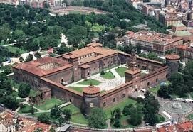 Afbeeldingsresultaat voor il castello milano