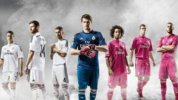 Real Madrid 2014/15 Kits Revealed www.sportskingstore.com/football