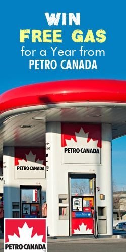 #Win Free Gas for a Year from #PetroCanada