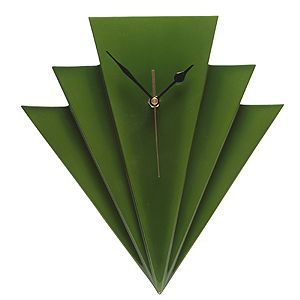 Gorgeous Art Deco clock - I own this but it doesn't like the steam in my bathroom
