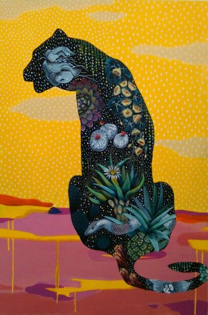 Tigons and ligers Artist Tanya Blong
