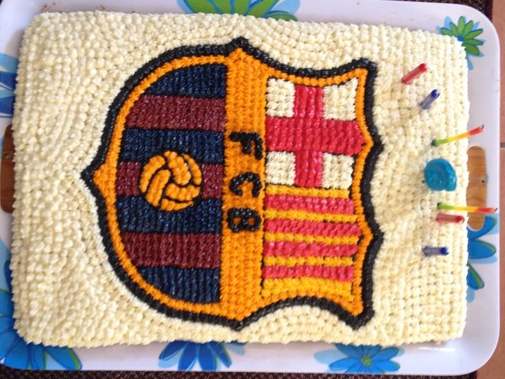 Pastel Del Barcelona
